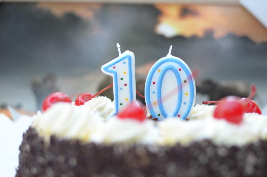 10 rocznica